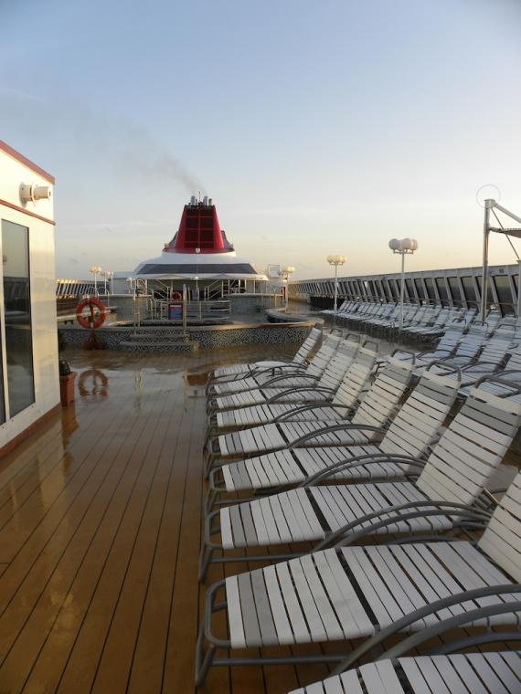 deck Braemar